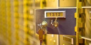 Safety Deposit Boxes Essex