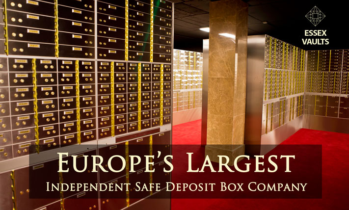 safety deposit boxes Essex England